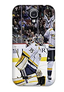 Protection Case For Galaxy S4 / Case Cover For Galaxy(phoenix Coyotes Hockey Nhl (55) )