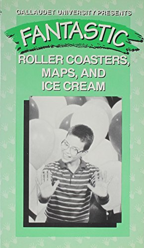 Fantastic Activities - Fantastic: Roller Coasters, Maps, and Ice Cream! [VHS]
