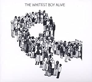 Whitest Boy Alive Rules Amazon Com Music