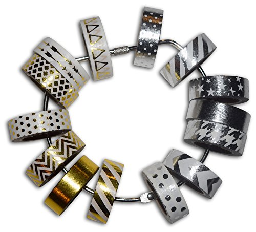 AIM HOBBIES Washi Tape Storage Ring (5 inch) ()