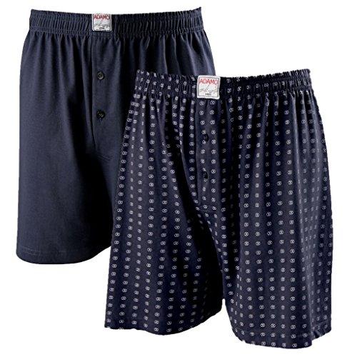 Adamo De Caleçons Marine Dean Bleu 2 Taille Grande Pack fBqwr4xf