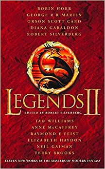 Book Legends 2: Eleven New Works by the Masters of Modern Fantasy (v. 2)