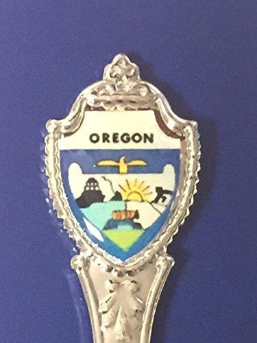 OREGON STATE SPOON COLLECTORS SOUVENIR NEW IN BOX MADE IN USA