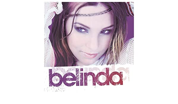 no entiendo belinda mp3