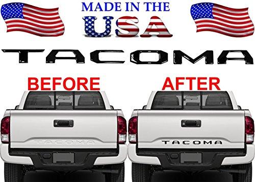 toyota tacoma decal emblems - 2