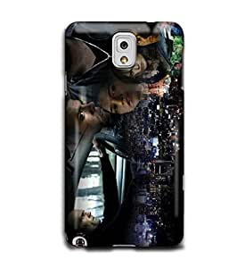 Tomhousomick Custom Design Fast and Furious 7 Forever Jason Statham and Vin Diesel and Paul Walker Case Cover for Samsung Galaxy Note 3 N9000 2015 Hot New Style