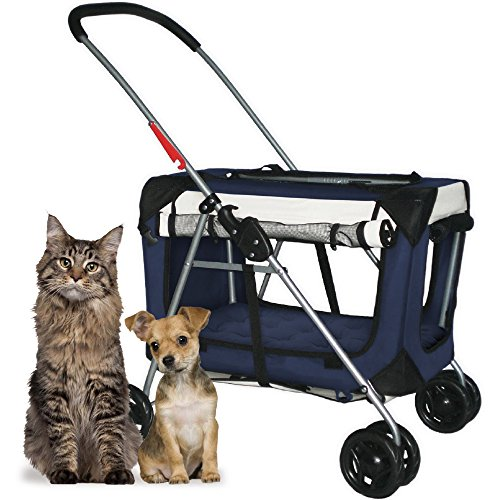 Cat Strollers For 2 Cats - 2