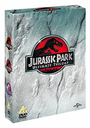 Jurassic Park Ultimate Trilogy Edizione: Regno Unito Reino Unido DVD: Amazon.es: Cine y Series TV