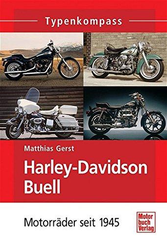 Price comparison product image Typenkompass Harley-Davidson / Buell-Motorräder mit V2-Motoren