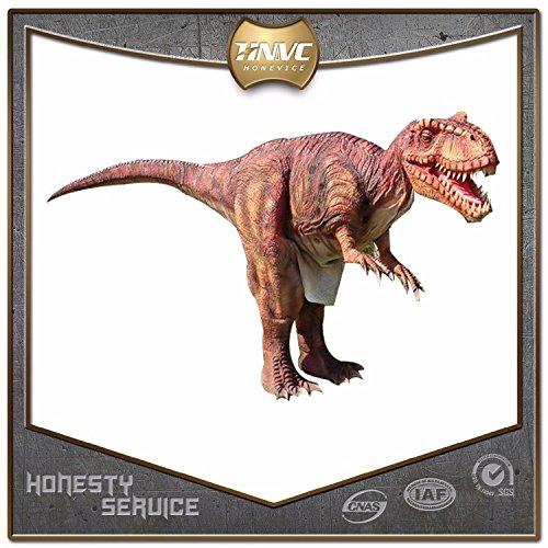 Lifesize T-Rex - Disfraz Hinchable de Dinosaurio para Adultos ...