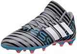 adidas Performance Boys' Nemeziz Messi 17.3 FG J,grey/white/core black,4 M US Big Kid