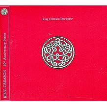 KING CRIMSON - DISCIPLINE (DVD Audio)
