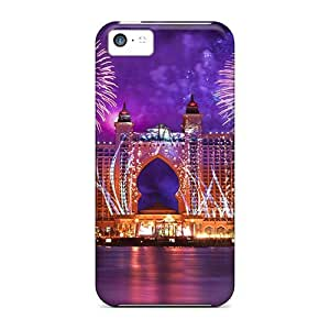 Durable Protector Case Cover With Dubai Infernale Hot Design For Iphone 5c wangjiang maoyi