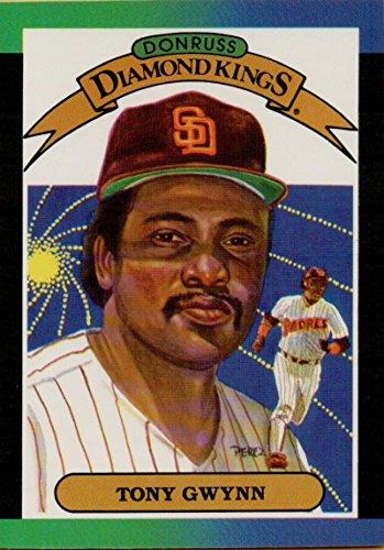 - Baseball MLB 1989 Donruss #6 Tony Gwynn DK DP Padres