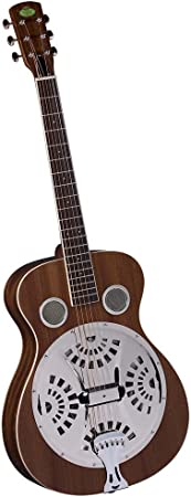 Regal RD-30M Guitar - Natural Mahogany