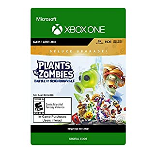 Plants vs. Zombies: Battle for Neighborville Deluxe Upgrade Deluxe Upgrade - [Xbox One Digital Code]