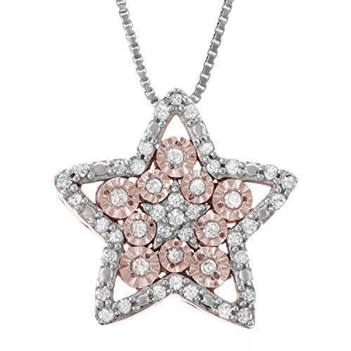 Diamond Star Necklace - 8