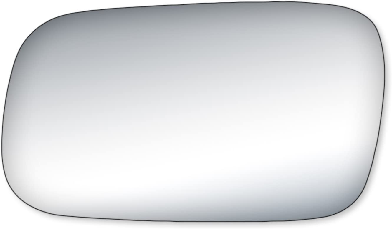 Fit System 99131 Subaru Driver//Passenger Side Replacement Mirror Glass