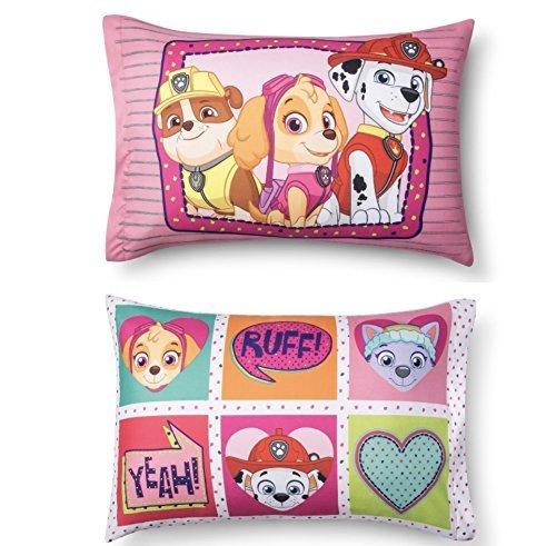 Nickelodeon Paw Patrol Girls Reversible Pillowcase