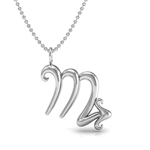 Amazon the best scorpio pendant necklace 925 sterling silver the best scorpio pendant necklace 925 sterling silver 18 inch necklace with a zodiac scorpio mozeypictures Gallery
