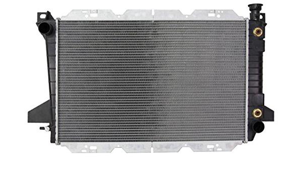 Zirgo ZFRDA802 OEM Replacement Radiator