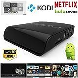 Xuum® Quad Core Android 4.4 Smart TV Box XBMC/Kodi Media Player 1080P HD WiFi XBMC, Netflix, Crackle, Hulu, YouTube Installed