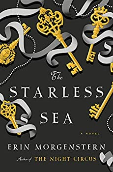 The Starless Sea by Erin Morgenstern science fiction and fantasy book and audiobook reviews