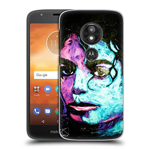 Official Rock Demarco Michael Jackson Musicians Hard Back Case for Motorola Moto E5 Play