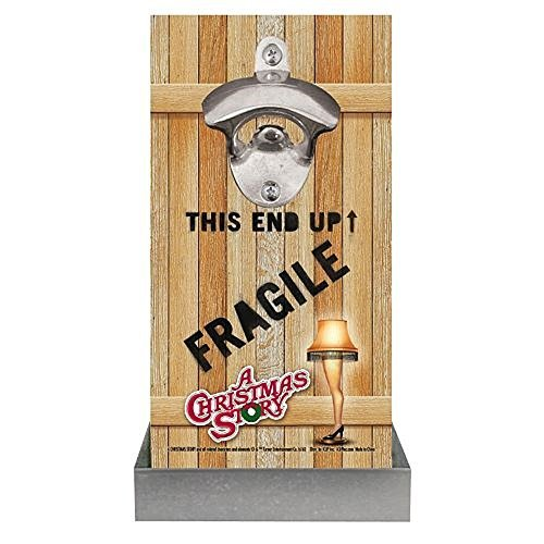 A Christmas Story Leg Lamp Wall-Mounted Bottle Opener & Catcher Review