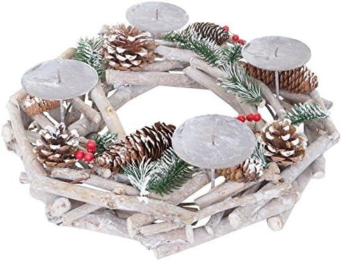 warum ist ein adventskranz rund beliebter weihnachtsblog