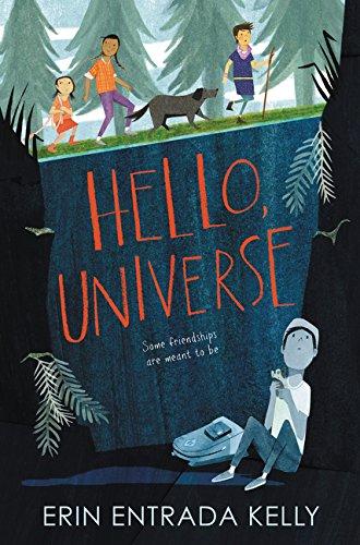 Hello, Universe 2018 Newbery Medal Winner