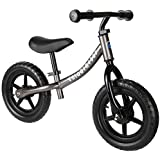 Best Balance Bike for Kids & Toddlers - Boys & Girls Self Balancing Bicycle with No Pedals is Perfect for Training Your 2 - 4 Year Old Child - Classic Run Bikes for Balance Training that's Fun & Easy