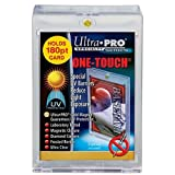 Ultra Pro 5 180pt Magnetic Card Holder Cases - Holds Thick Baseball, Football, Hockey Cards