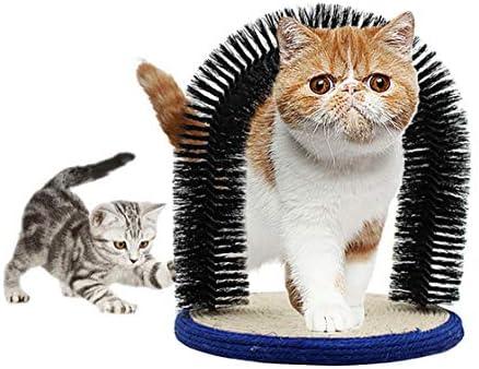 Morezi - Cepillo de Peine para Gatos, Cepillo de Masaje para Gatos ...