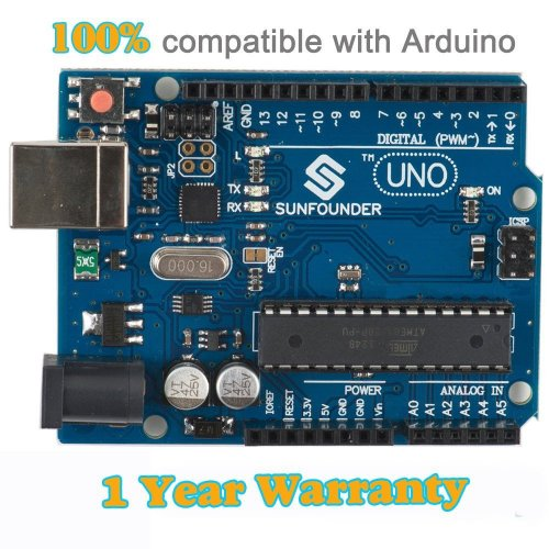 Sunfounder new uno r for arduino atmega p u