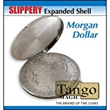 Slippery Expanded Shell Morgan Silver Dollar by Tango