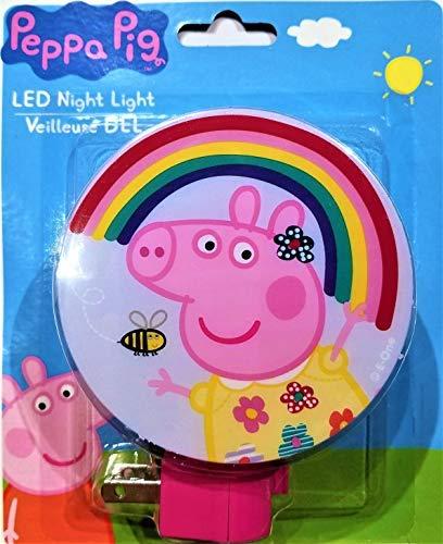 Peppa Pig LED night light ()