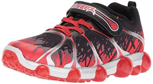 Rite 0 Black Stride Leepz Boy's Red 2 Shoes qnFgSFO