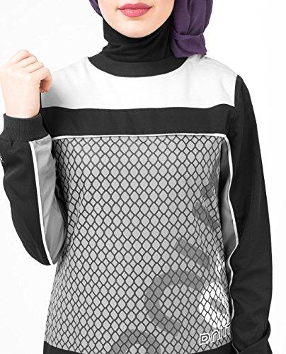 Silk Route -  Vestito  - Donna nero Black & Grey