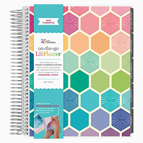 Erin Condren 2019 12 Month (Jan 2019 - Dec...