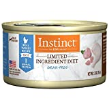 Instinct Limited Ingredient Diet Grain Free Real Turkey Recipe Natural Wet Canned Cat Food by...