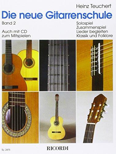 Gitarrenschule Band - Die Neue Gitarrenschule Band 2