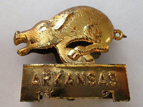 - Arkansas Razorback Pencil Sharpener Made in Japan