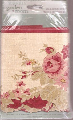 Waverly garden room vintage rose