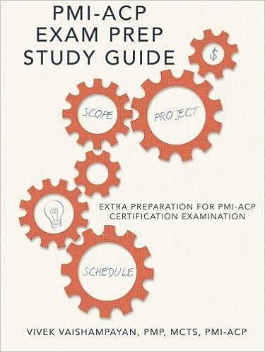 Pmi-Acp Exam Prep Study Guide: Extra Preparation for PMI-ACP ...