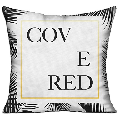 Square Pillow Case With Interior Covered 2017 New Arrival Cute Throw Pillows 18x18 - London Margiela