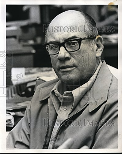 1973 Press Photo Prescott Hutchins, retired members of Portland Ore. - Prescott The Portland