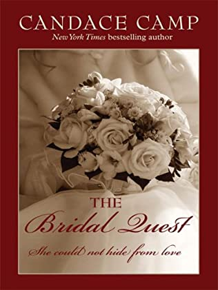 book cover of The Bridal Quest
