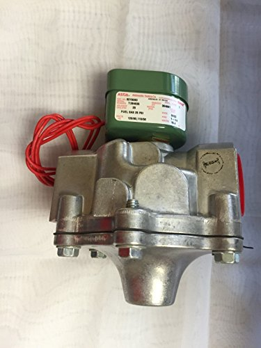 NEW ASCO AUTOMATIC SWITCH CO RED-HAT 8215C63 FUEL GAS 25 PSI 120/60 110/50 by Red Hat