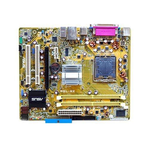 ASUS P5L-MX LGA775 Intel 945G DDR2-667 Intel GMA 950 IGP mATX Motherboard